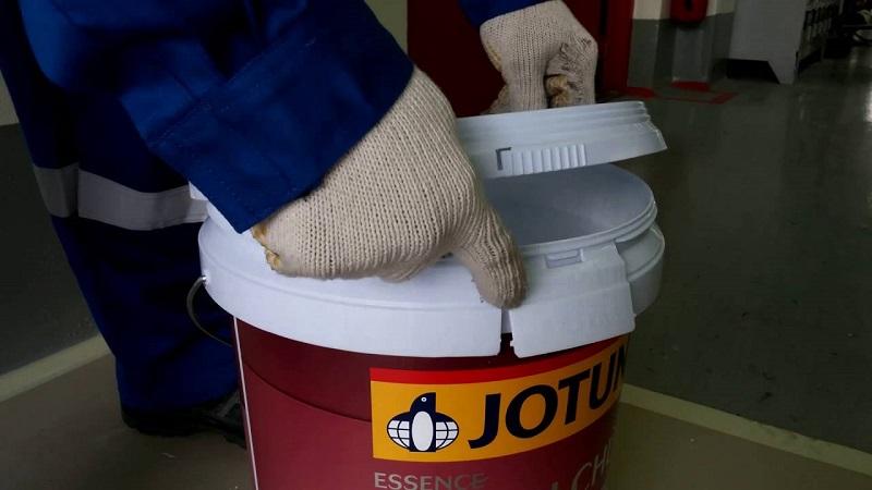 Jotun là sản phẩm sơn chất lượng, được đông đảo kiến trúc sư, chuyên gia nội thất khuyên dùng