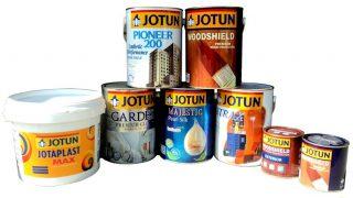 Cập nhật bảng giá sơn Jotun chính hãng mới nhất [2021]