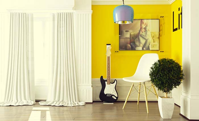 Top 5 màu sơn nhà đẹp sang trọng không bao giờ lỗi thời -4
