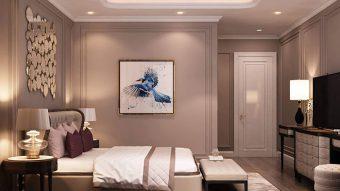 Diện tích phòng ngủ bao nhiêu là hợp lý?