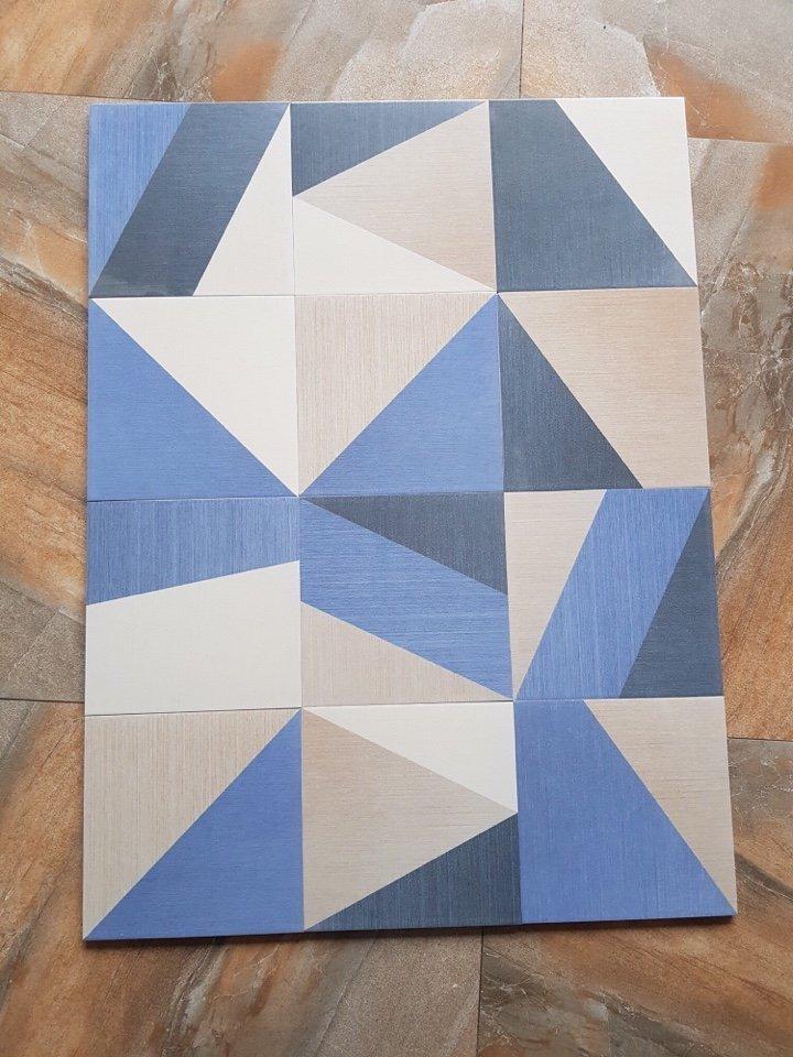 Gạch bông men 20x20 (cm) GBM010
