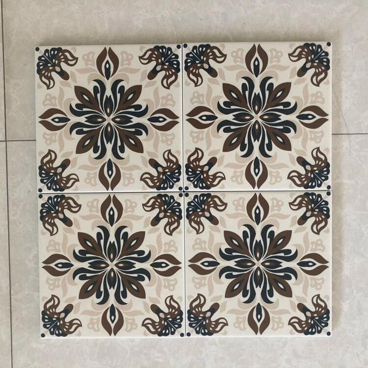 Gạch bông men 20x20 (cm) GBM020