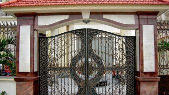 Các loại đá cổng đẹp sang trọng được ưa chuộng nhất hiện nay