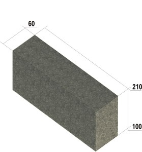 Giá gạch không nung xi măng cốt liệu đặc