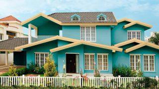 Những màu sơn nhà đẹp bên ngoài, ai nhìn cũng thích mê