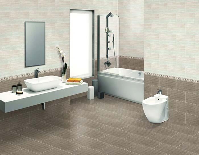 Những tiêu chí chọn gạch ốp nhà tắm giúp không gian thêm sang trọng -2