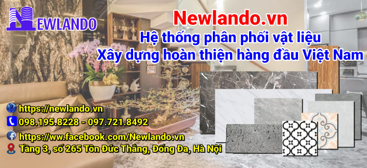 Siêu thị gạch đá Newlando
