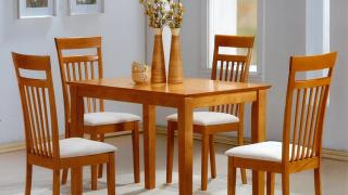 20+ mẫu bàn ăn đẹp bằng gỗ tự nhiên bạn nhất định nên sắm