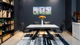 Bộ bàn ghế phòng ăn cần đáp ứng những tiêu chí gì?