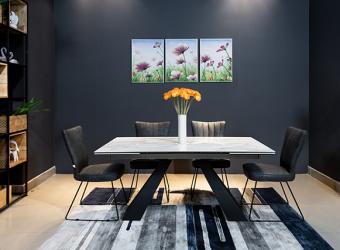 Top các mẫu bàn ăn đẹp cho chung cư, nhà phố nên mua