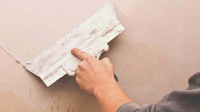 Hướng dẫn cách sơn lại tường cũ khi đã sơn phủ -2