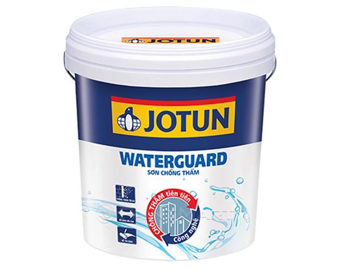 Sơn chống thấm Jotun WaterGuard tối ưu sự xâm nhập từ nước