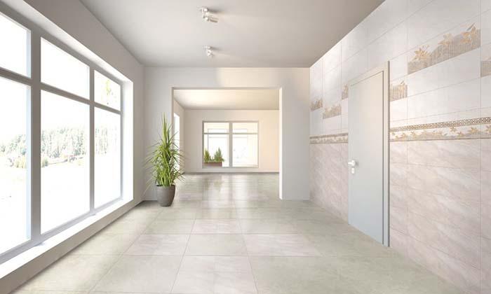 Mẫu gạch ốp tường khổ lớn mang đến hiệu ứng thị giác tốt hơn