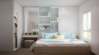 Cách trang trí phòng ngủ nhỏ vừa đẹp lại tiết kiệm chi phí