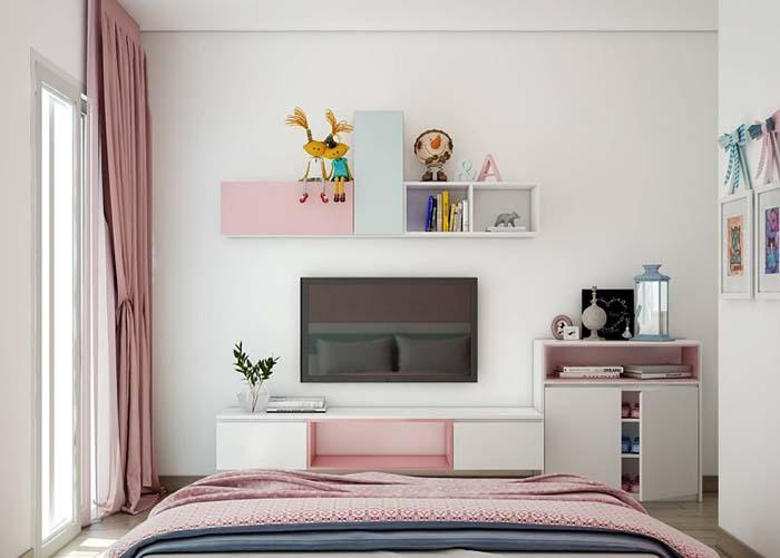 Những chiếc tủ treo tường giúp tiết kiệm không gian