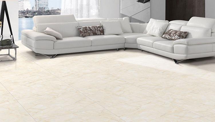 Chọn gạch lát sàn có tính ấm