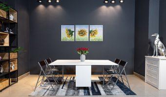 Bí quyết để lựa chọn được mẫu bàn ăn gỗ đẹp, bền và an toàn