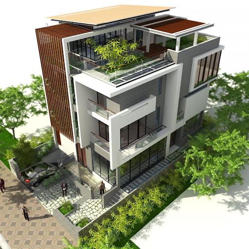 Thiết kế nhà giúp bạn không bị phân tâm