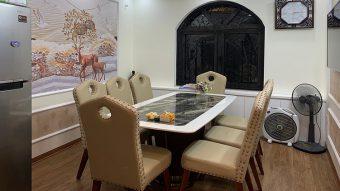 Những bộ bàn ăn 6 ghế mặt đá đẹp cực phẩm