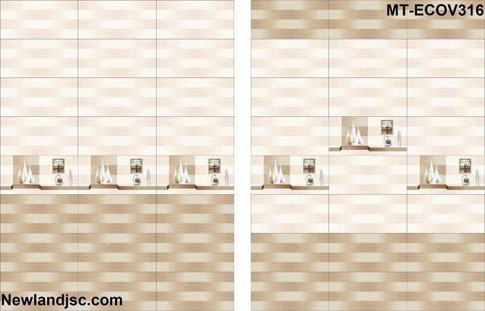 Bộ gạch ốp tường MT-ECOV316, giá 220.000 VNĐ
