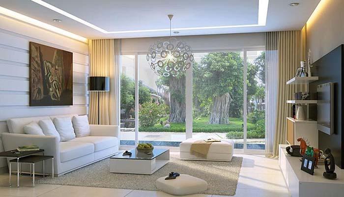 Chuyên gia tư vấn cách thiết kế không gian nhà đẹp mát cho mùa hè-1