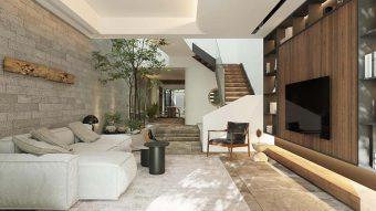 Chuyên gia tư vấn cách thiết kế không gian nhà đẹp mát cho mùa hè