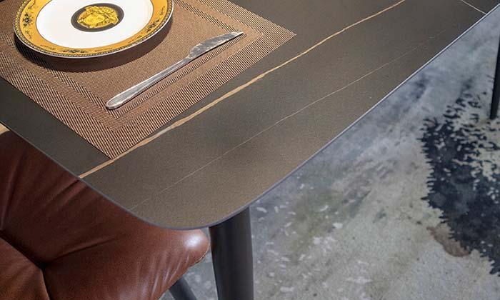 Thiết kế từng góc cạnh vát tròn thanh mảnh mang đến sự an toàn tuyệt đối