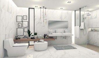 Tư vấn lựa chọn gạch ốp nhà tắm, nhà vệ sinh đẹp