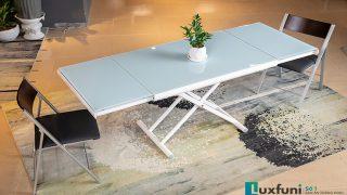 [Tổng hợp] những mẫu bàn ăn mở rộng thông minh được ưa chuộng