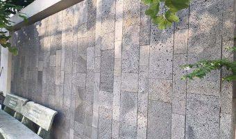 Ưu điểm và những lưu ý khi lựa chọn đá bazan ốp tường