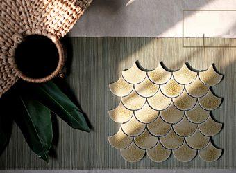Báo giá gạch mosaic vảy cá mới nhất