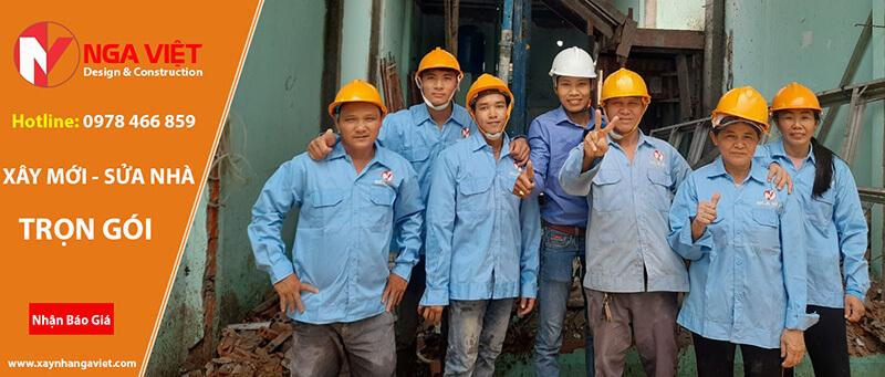 Công ty sửa nhà uy tín chất lượng cao