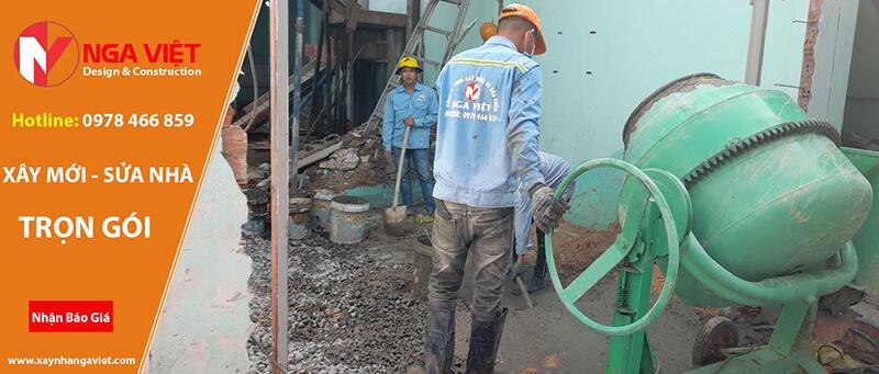 Dịch vụ sửa nhà cấp 4 trọn gói chuyên nghiệp tại TpHCM